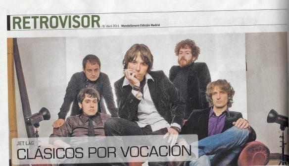 Jet Lag, rafa, Ramiro y Martin de The Right ons